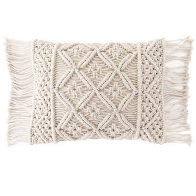 Macrame cushion cover Style 13( Pack of 5)(#2092)-gallery-0