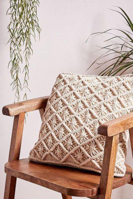 Macrame cushion cover Style 19( Pack of 5)(#2106)-gallery-0