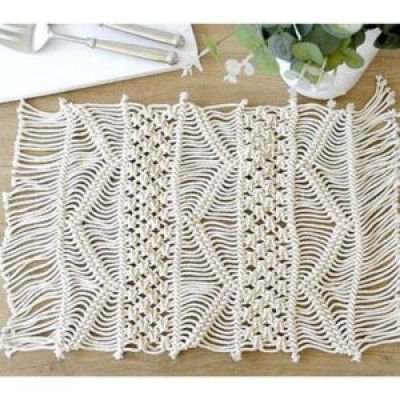 Macrame cushion cover Style 25( Pack of 5)(#2112)-gallery-0