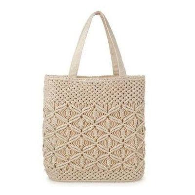 Macrame Ladies Bag Style 9(#2121)-gallery-0