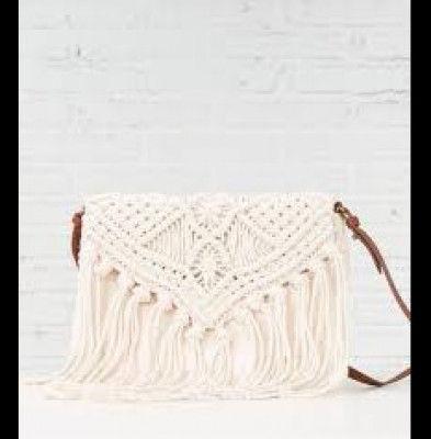 Macrame Ladies Bag Style 11(#2122)-gallery-0