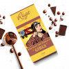 Rage Chocolatier Womens Day Special Who Runs The World GIRLS Dark - 90 Grams(#2151)-thumb-0