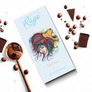 Rage Chocolatier Womens Day Special Girl Power Butterscotch - 90 Grams(#2152) - Getkraft.com