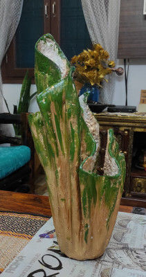 Vase handmade(#2154)-gallery-0