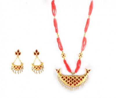 Gorgeous Assamese Jewellery Junbiri (Regular Size)(#216)-gallery-0