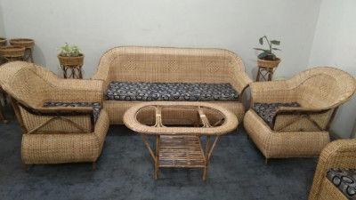 Cane Premium Sofa set Design 15(#2161)-gallery-0