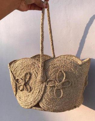 Banana fiberLadies designer bag Style 3(#2173)-gallery-0