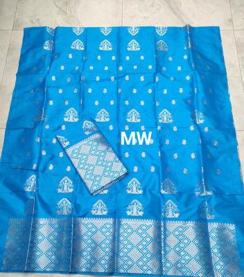 Mix Paat Mekhela Chador D31(#2222)-gallery-0