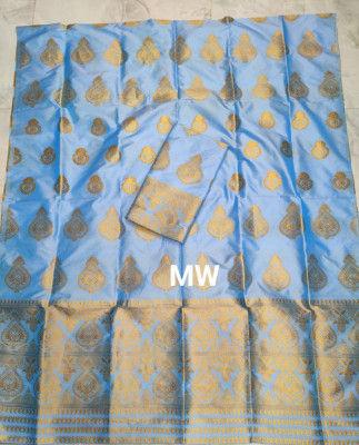 Mix Paat Mekhela Chador D35(#2226)-gallery-0