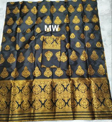 Mix Paat Mekhela Chador D39(#2230)-gallery-0