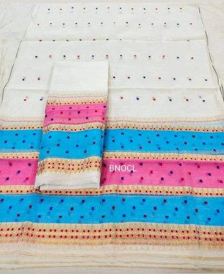 AC Cotton Assamese Mekhela Chador Style 114(#2255)-gallery-0