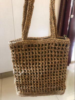 Banana Fiber ladies Bag S1(#2298)-gallery-0