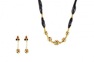 Beautiful Assamese Tradiotonal Jewellery Set - Monimala(#230)-gallery-0