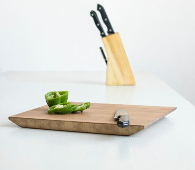Aurous Chopping and Cutting Boards in Steam Beech Wood(#2321)-gallery-0