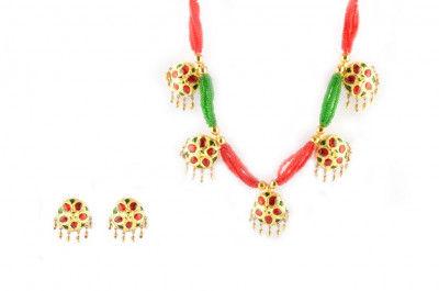 Jaapi Golpata Assamese Jewellery for Women(#235)-gallery-0