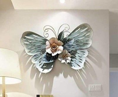 Wall Decor Iron Crafts - Butterfly Design(#2355)-gallery-0