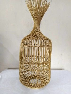Bamboo Decorative Table Lamp(#2404)-gallery-0