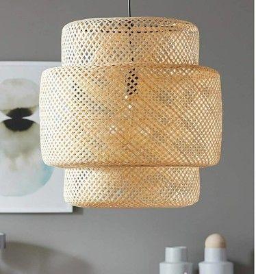 Bamboo Designer Hanging Pendant Lamp(#2405)-gallery-0