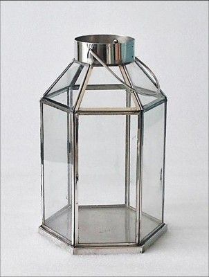 Stainless steel Lantern(#2451)-gallery-0
