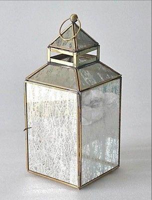 Stainless Steel Lantern(#2457)-gallery-0