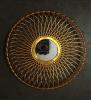 Round Decorative Mirror(#2461)-thumb-1