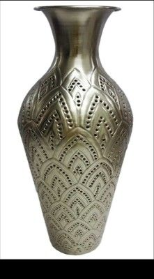 Metallic Decor Vase(#2464)-gallery-0