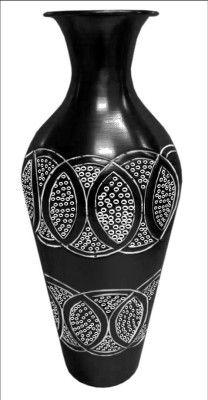 Metallic Decor Vase(#2467)-gallery-0