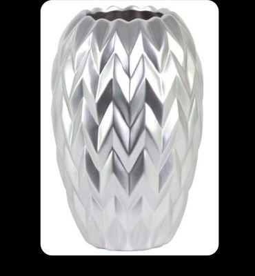 Metallic Decor Vase(#2484)-gallery-0