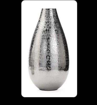 Metallic Decor Vase(#2486)-gallery-0