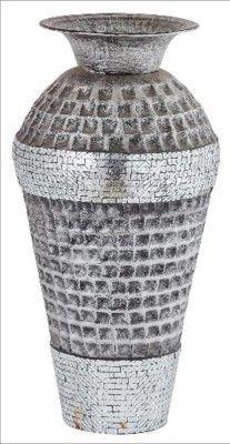 Metallic Decor Vase(#2504)-gallery-0