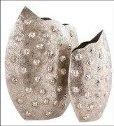 Metallic Decor Vase(#2509) - Getkraft.com