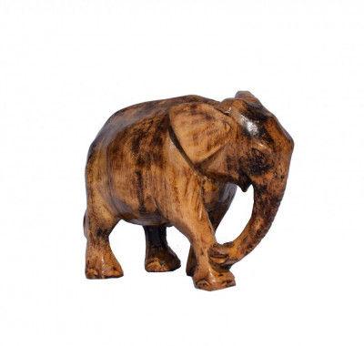 Wooden Elephant(#251)-gallery-0