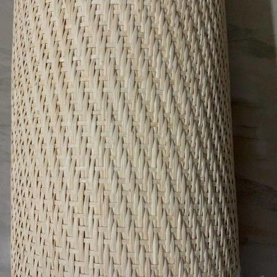 Close Weave Herringbone Rattan Webbing(#2554)-gallery-0