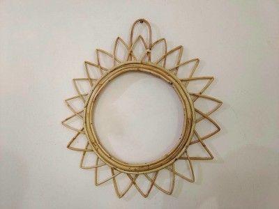 Cane Mirror Frame Design 3(#2562)-gallery-0