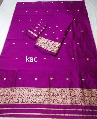 Staple Cotton Assamese Mekhela Chador Style PB2(#2569)-gallery-0