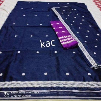 Staple Cotton Assamese Mekhela Chador Style PB9(#2576)-gallery-0