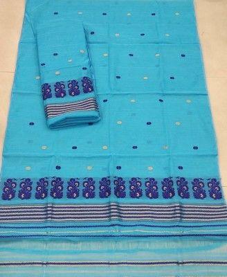 AC cotton Assamese Mekhela Chador TC 2(#2578)-gallery-0