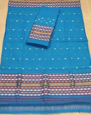 AC cotton Assamese Mekhela Chador TC 3(#2579)-gallery-0