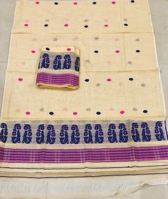 AC cotton Assamese Mekhela Chador TC 6(#2582)-gallery-0