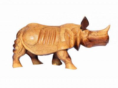 Wooden Rhino(#259)-gallery-0