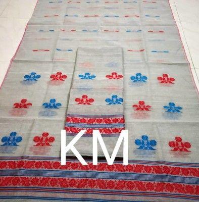 AC Cotton Assamese Mekhela Chador Style ASC 8(#2590)-gallery-0