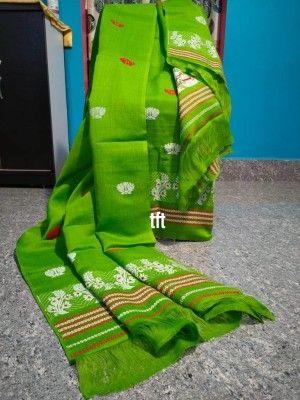 Nuni Cotton Assamese Mekhela Chador Style TC 2(#2594)-gallery-0