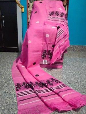 Nuni Cotton Assamese Mekhela Chador Style TC 3(#2595)-gallery-0