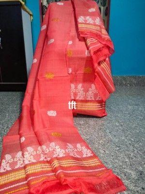 Nuni Cotton Assamese Mekhela Chador Style TC 4(#2596)-gallery-0