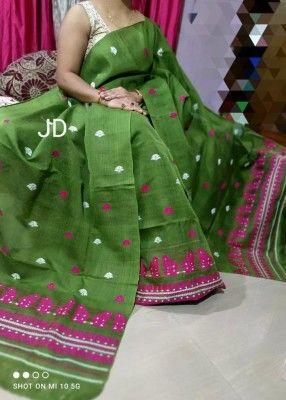 Pure Nuni Assamese Mekhela Chador BJR 2(#2598)-gallery-0