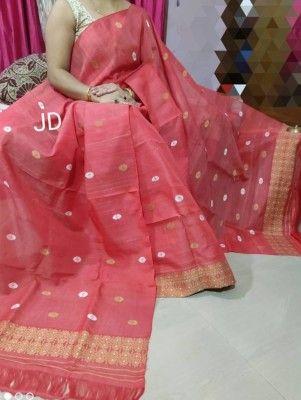 Pure Nuni Assamese Mekhela Chador BJR 6(#2602)-gallery-0