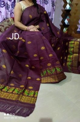 Pure Nuni Assamese Mekhela Chador BJR 10(#2606)-gallery-0