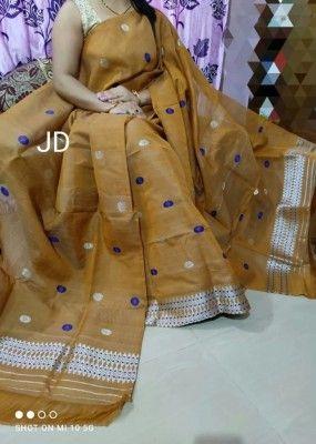 Pure Nuni Assamese Mekhela Chador BJR 13(#2609)-gallery-0
