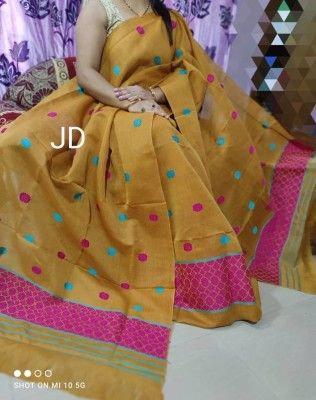 Pure Nuni Assamese Mekhela Chador BJR 15(#2611)-gallery-0