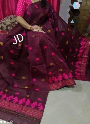 Pure Nuni Assamese Mekhela Chador BJR 16(#2612)-gallery-0